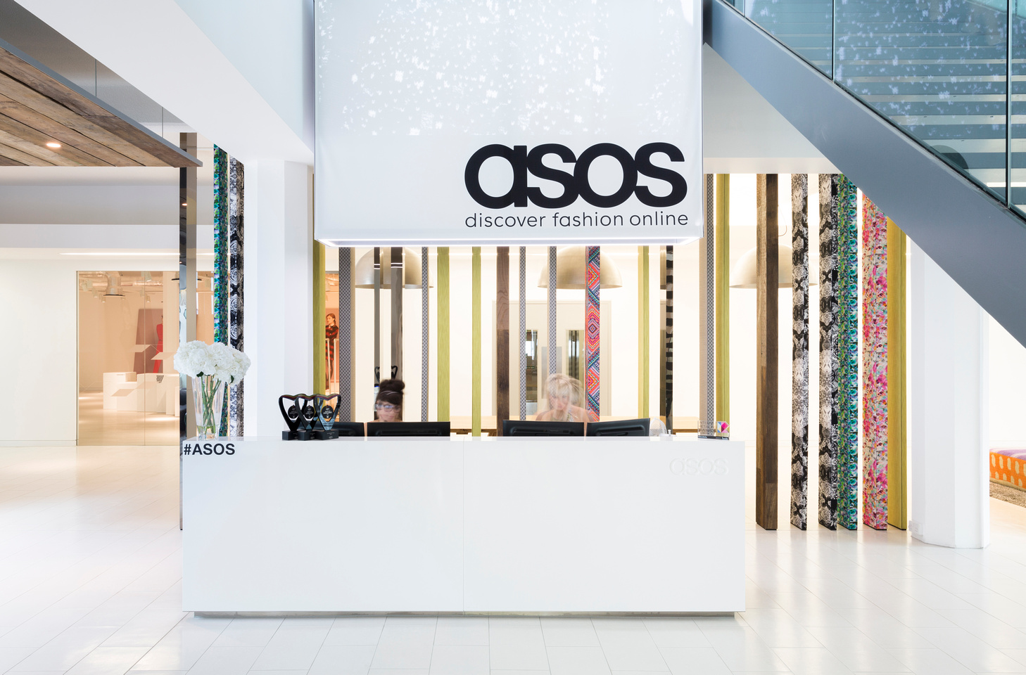 ASOS, Hampstead Road